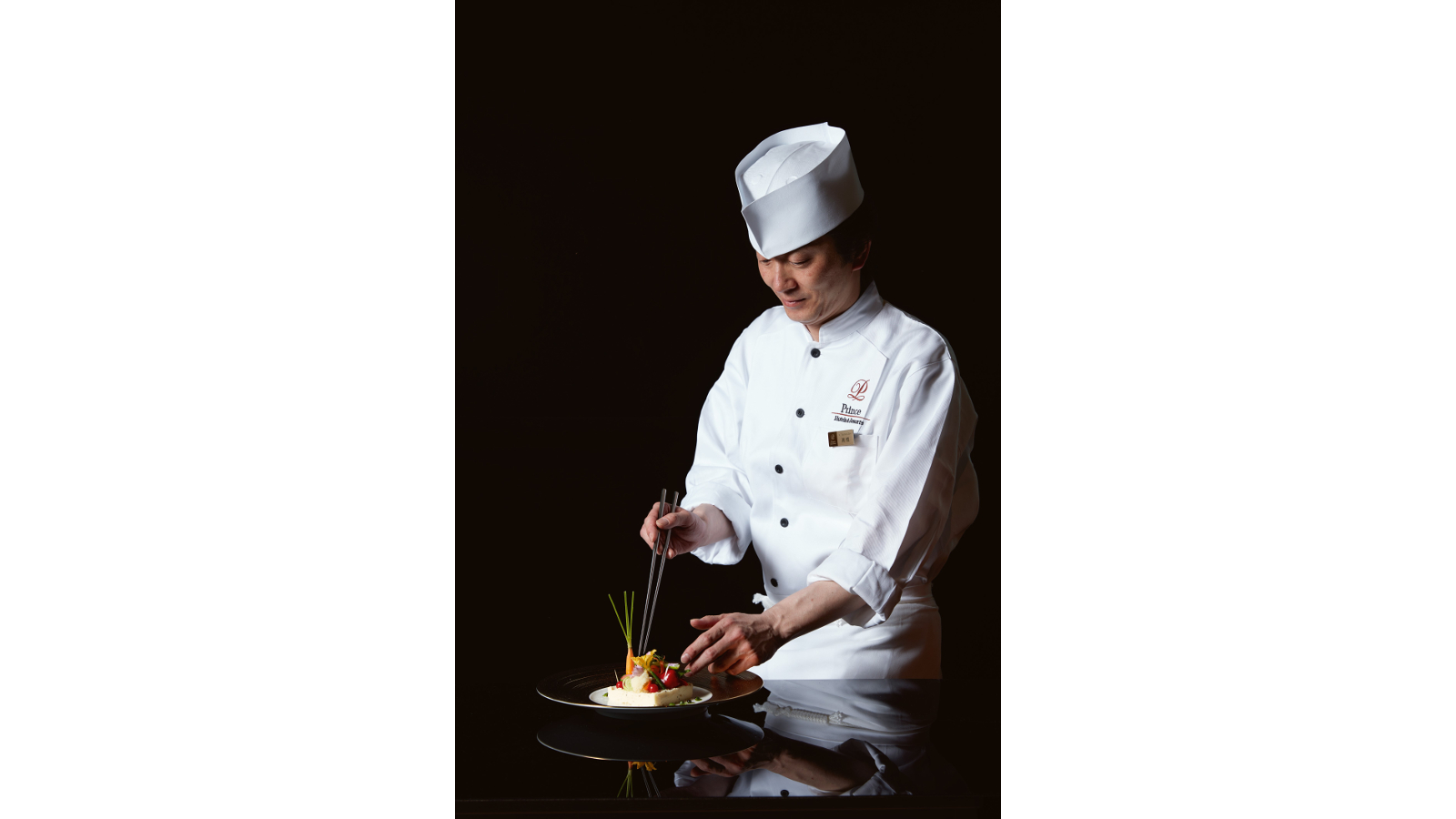 Chef Ken Takahashi from the Prince Gallery Hotel, Tokyo will be a the 2018 Culinary Safari in Majorca.