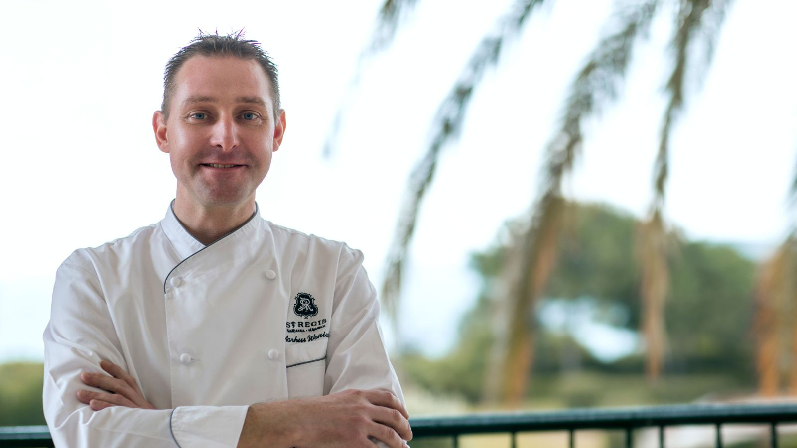 Chef Markus Wonisch at the Culinary Safari 2018 Majorca.